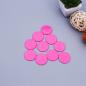 High quality custom color board game plastic token manufacturer