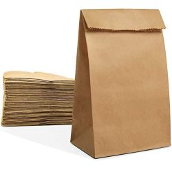 Wholesale custom logo paper bag white high quality cheaper paper bags