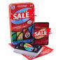 Multiplayer game Unoch brand iron box waterproof game brand penalty version of PVC plastic waterproof poker wholesale