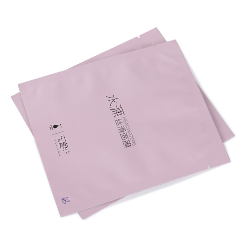China factory Hot Selling Pet Polyester Plastic Moisture Proof Custom Printed face pack bag