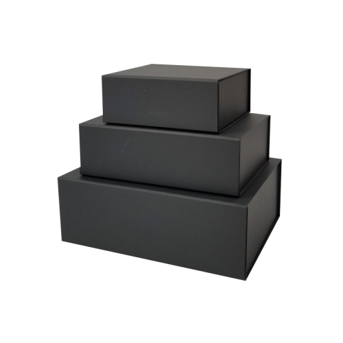 Luxury gift boxes packaging custom magnet gift box red white black brown magnetic box