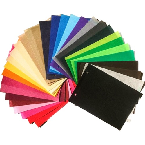 Factory direct high quality waterproofing materials color non woven fabirc