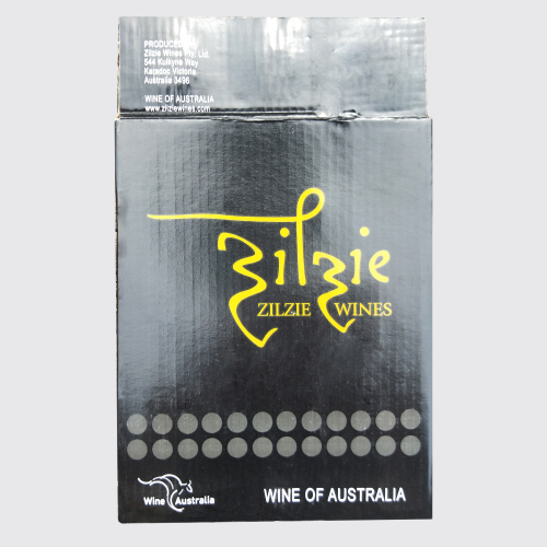popular customizable pretty red wine corrugated box paper packing