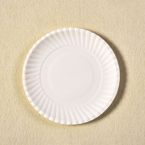 Home Dinner Supplies Restaurant Take Away Paper Party Plate Disposable Bulk Sugarcane Paper Plate