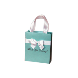 Wholesale Custom Print personalizadas Paperbags Recycle Branded Bag With Handle bolsas de papel Craft Gift Fancy Packaging Bags