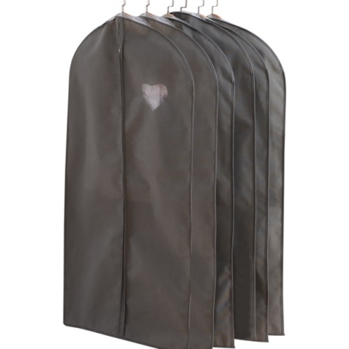 Waterproof PP Non Woven Suit Cover Bag Clothing Storage Bag