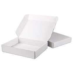 Recycled Shoes Disposable Folding Packaging Paper Box