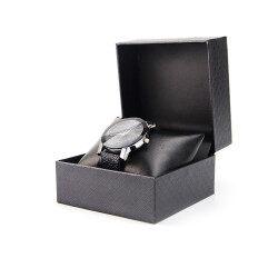 Factory Wholesale High quality custom logo PU leather watch box