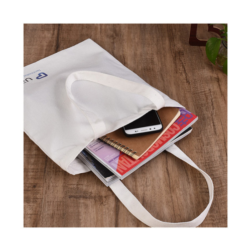 Promotional Organic Custom Cotton bag 100% Cotton Tote Bag Cotton Shopping Bags with Logos