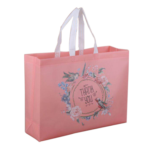 Manufacturer Waterproof Laminated Bags PP Non Woven Tote Bag China Design Printing Accept Customized Logo Customized Desgin