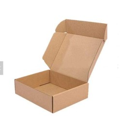 2017 High Quality Cheaper Foldable Customized Kraft paper Packaging Corrugated box Airplane boxes