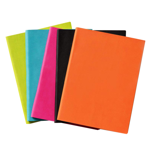 Customized Printing Notebooks Cheap libretas y cuadernos 40/120 Sheet A5 Gift Leather Diary Notebook
