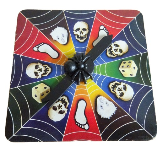 Factory professional in custom printing ludo board game and board game spinners
