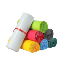 Wholesale Thick Express Packaging Bag Plain Design Printing Custom Mailing Bag For Clothing