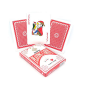 China Printing Manufacturer Desk Gaming Recyclable Poker Game Paper Playing Cards With Boxes Sets