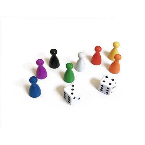 Custom Adult board games print English & Arabic Version board game manufacturer