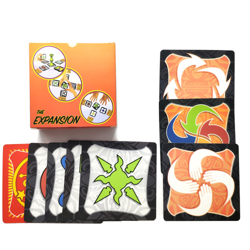 Customized high quality magical mysterious tarot family party Board game manufacturer