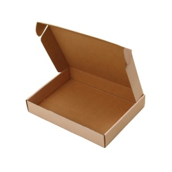 Hot selling corrugated box custom logo carton shipping post box mailing boxes wholesale spot