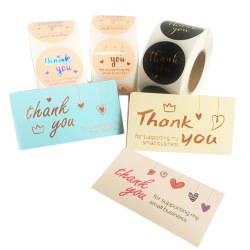 eco friendly biodegradable custom vinyl logo adhesive black gold foil paper packaging labels stickers printing