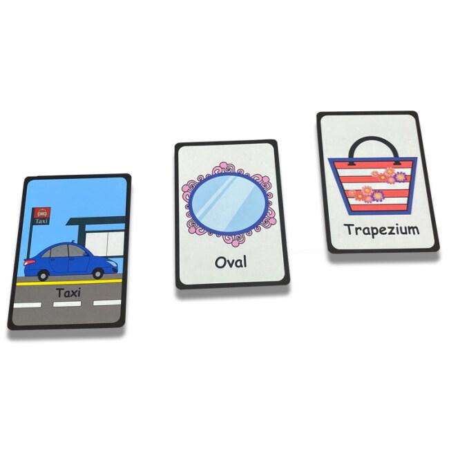 OEM poker custom creative personality poker advertising learning card poker board game cards