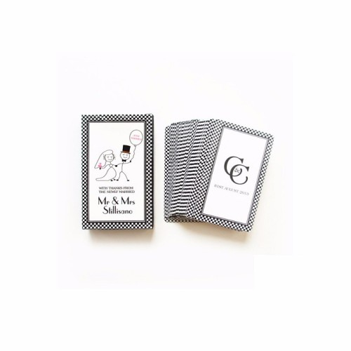 OEM paper playing game cards custom board game manufacturer