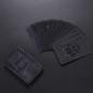 Customized logo full color printing waterproof magic show board game company logo plastic card poker set