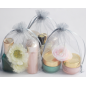 Ready to Ship Colorful Drawstring Jewelry Organza Gift Bags Welcome Wedding Bags