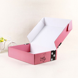 Wholesale Recycled Storage Stock Gift Packaging Paper Boxes