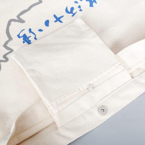 Custom Logo New Wholesale Custom Large Supermarket Eco Friendly Reusable Tote Foldable Fashion  Shopping Canvas Bags