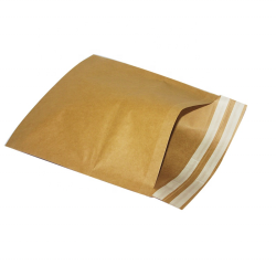 Custom Printed Design Clothing Courier Package Shipping Mailer Recycled Biodegradable Kraft Paper Mailing Bags For Garment