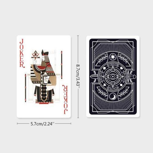 Custom made artpaper printing cards sublimation playing card blanks