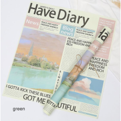 58*58 cm 20 PackVintage English newspaper kraft paper wrapped flowers bouquet floral wrapping paper of gift materials
