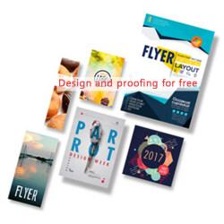 Printing Bulk Menu/ Brochure/ Booklet/ Flyers