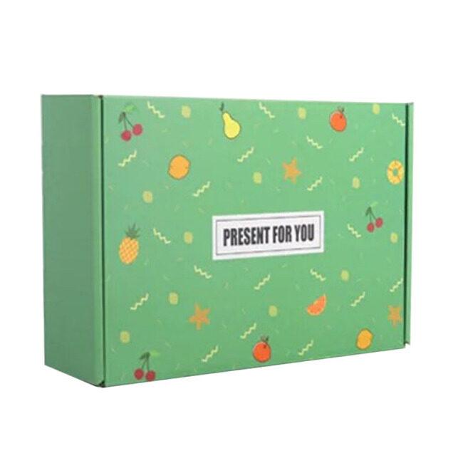 Custom printed box E corrugated box for Tools packing