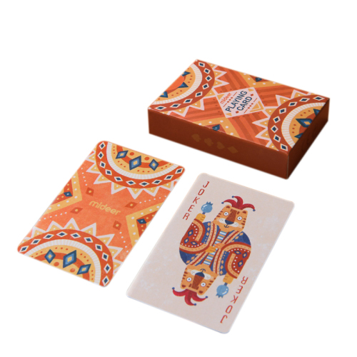 Popular Design Board Game Card Custom Printing Fun Game Playing Card Gift Card Spot Promotion Wholesale