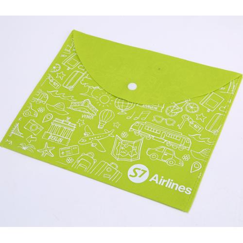 Waterproof bag a4 envelope packaging bag custom printed mailers