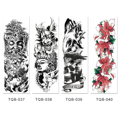Wholesale in stock brand stickers other body art adult man women kids holiday tattoo supply printer business tattoo stickers