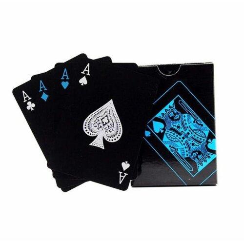 Printing Custom PVC Plastic Waterproof Board Game Card Creative Fluorescent Cards Wholesale