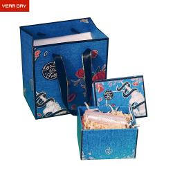 Retro exquisite unicorn gift box lipstick handmade soap Valentine's Day goddess birthday gift tote bag packaging box