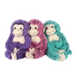 New Kawaii Long Arm Plush Monkey Stuffed Sitting Doll Plush Toys