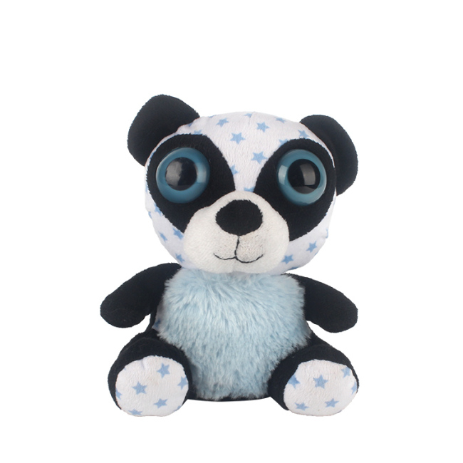 plush stuffed toys panda xmas elf