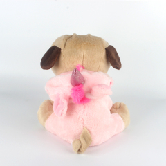 New Products Custom realistic Plush stuffed dog toy