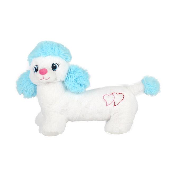 Soft Plush Stuffed  Poodle Dog toy