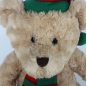 Soft Stuffed Brwown Christmas Gift Teddy Bear for Girlfriend