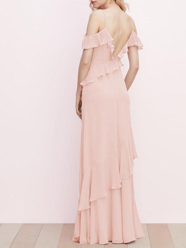 Rose Gold Bridesmaid Dresses