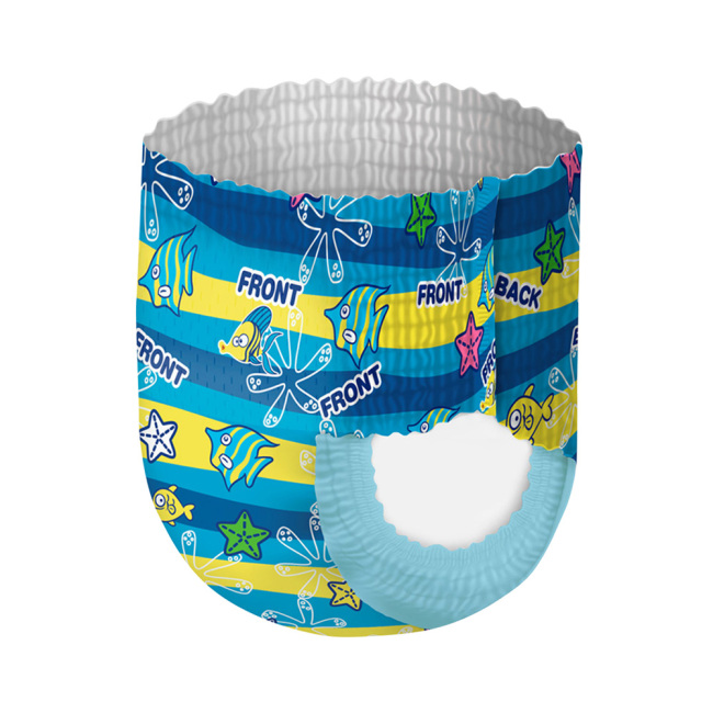 Little Baby Swimmers pants Disposable Swim Diapers for Infants