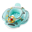 Inflatable Animals Swim Seat Float Boat for Kids Aged 6-36 Months