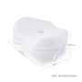 Ergonomic Design   Apple Shape Memory Foam Leg  Knee Pillow Leg Shape Cushion