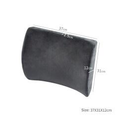 High Density  Memory Foam Filling  Car  Lumbar  Back Cushion