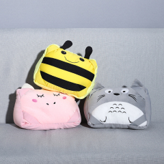 Hot Items Polystyrene Beads Filled Multi Function Head Neck Pillow IPad  Phone Holder Pillow Cushion